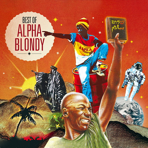 Alpha Blondy - Best Of 2013