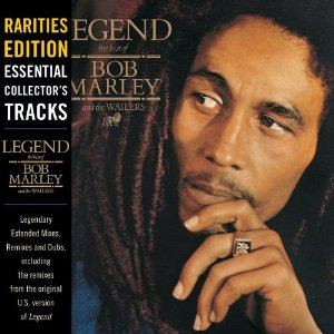 Bob Marley - Legend Rarities Edition
