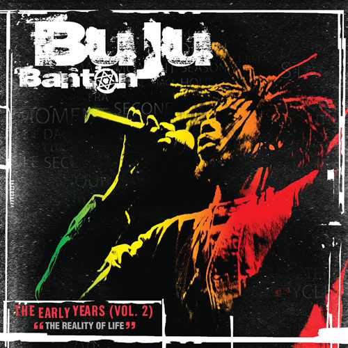 Buju Banton - The Early Years Vol 2