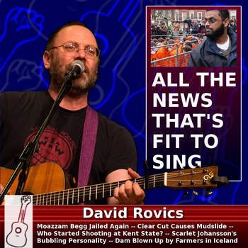David Rovics - All The News Thats Fit To Sing