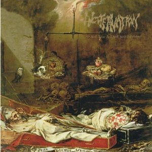 Encoffination - O Hell Shine In Thy Whited Sep