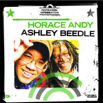 Horace Andy mit Ashley Beedle