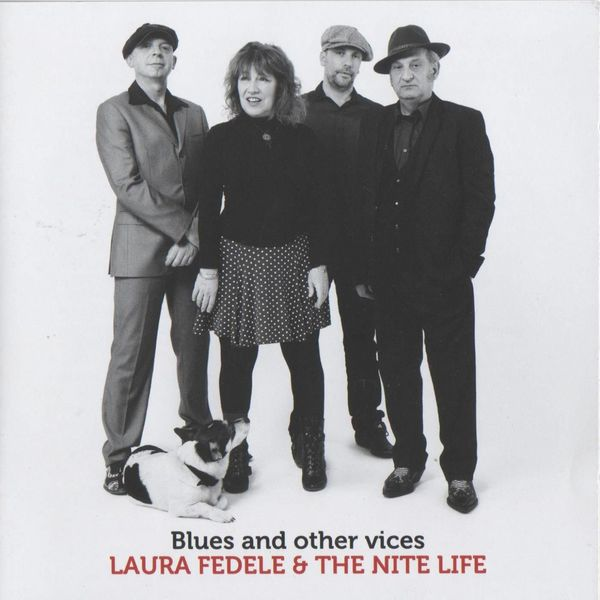 Laura Fedele - Blues And Other Vices