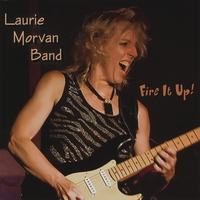 Laurie Morvan Band - Fire It Up