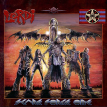 Lordi - Scare Force Once