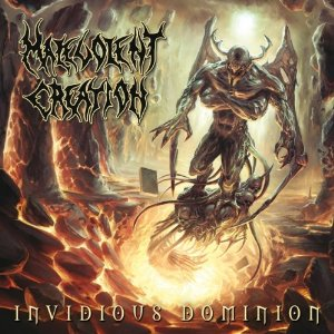 Malevolent Dominion - Invidious Dominion sc
