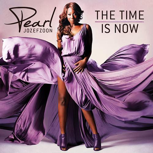Pearl Jozefzoon - The Time Is Now