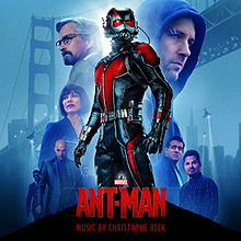 Soundtrack - Ant Man