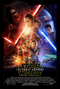 Soundtrack - Star Wars 7 Kinoposter