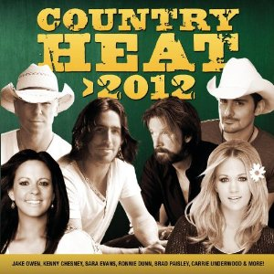 Various Artists - Country Heat 2012