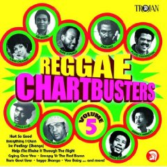 various artists - Reggae Chartbusters Vol 5