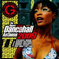 various artists - The Biggest Dancehall Anthems 2009